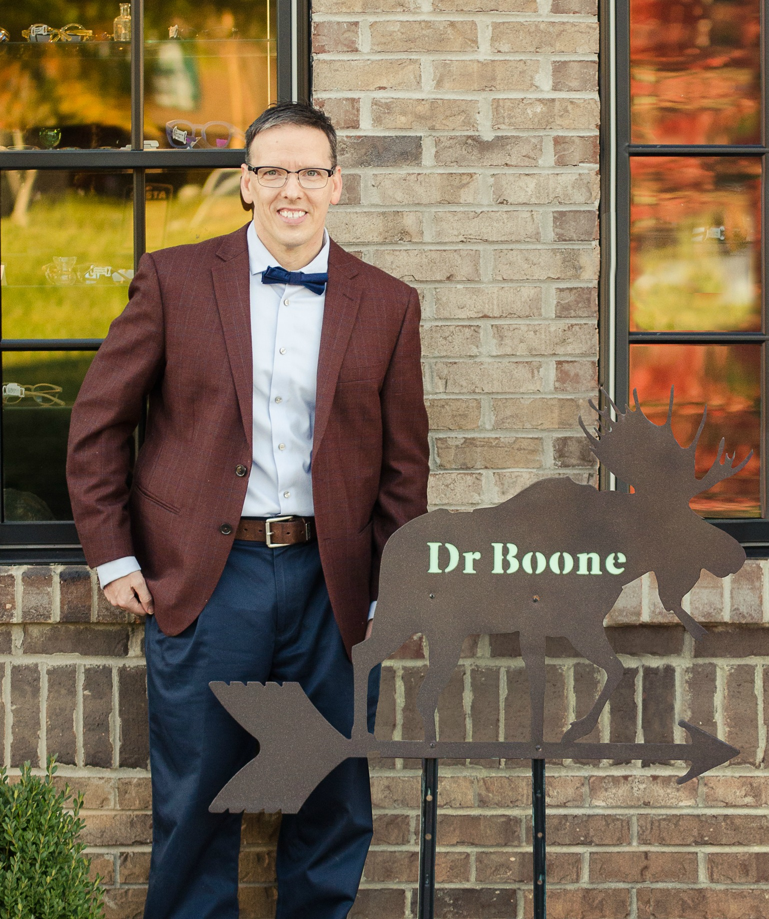 Dr. Frank Boone Greenville Eye Doctor Greenville SC at Upstate Eye Care